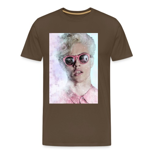 lucky blue smith - Männer Premium T-Shirt