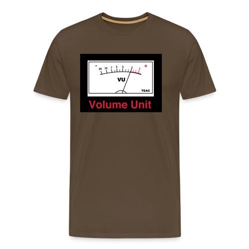 Volume Unite - Mannen Premium T-shirt