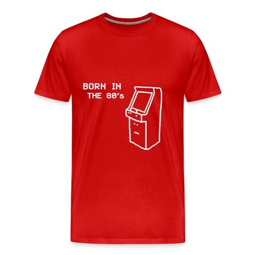 Arcade - Men's Premium T-Shirt