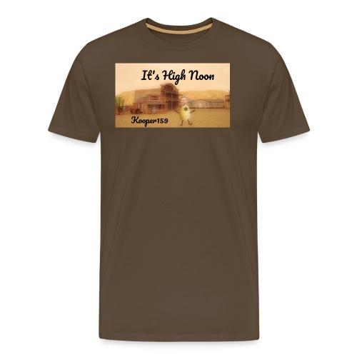 Potato Aim Kooper159 - Männer Premium T-Shirt