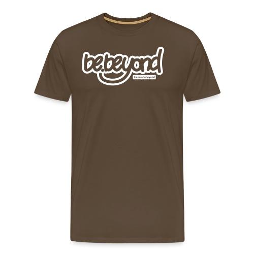 BB Script Logo - Männer Premium T-Shirt
