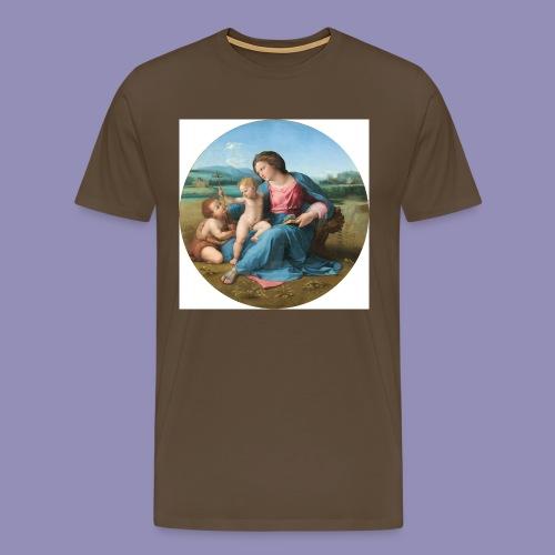 Raphael jpg - Men's Premium T-Shirt