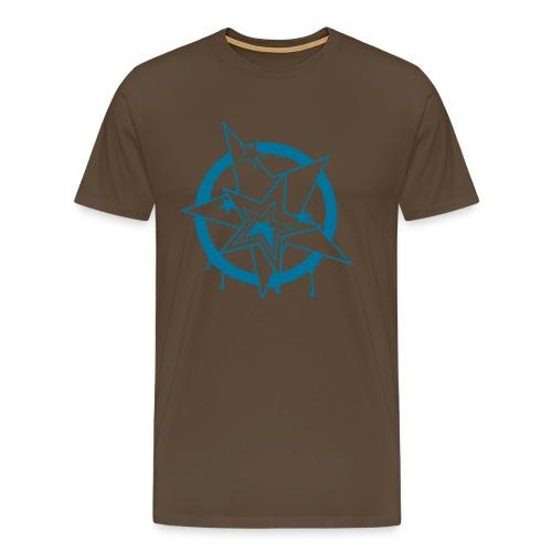 Sterren - Mannen Premium T-shirt