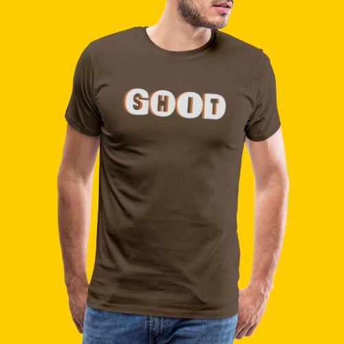 GoodShit - Premium-T-shirt herr