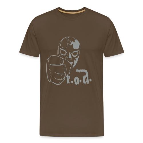 rodfinish2 - Männer Premium T-Shirt