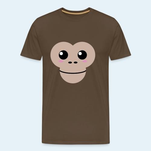 Mono bebé (Cachorros) - Camiseta premium hombre