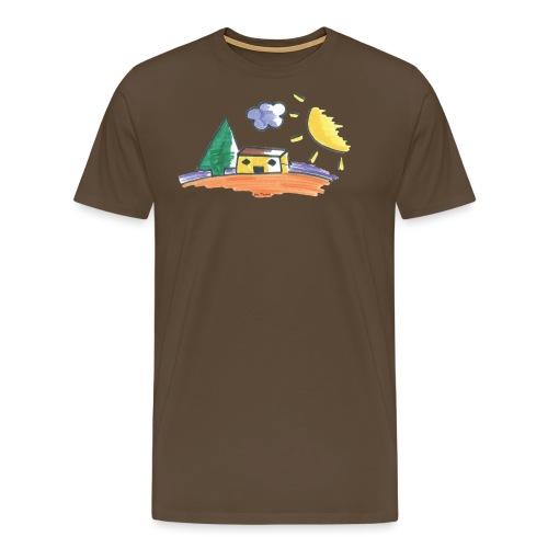 Wunderfinderkind - Männer Premium T-Shirt