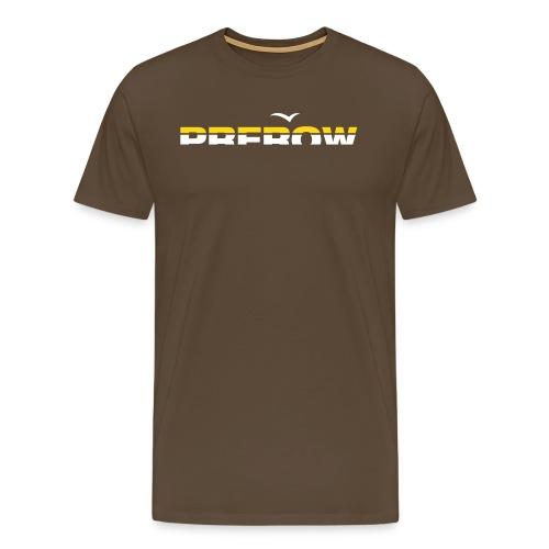 prerow200901 2c - Männer Premium T-Shirt