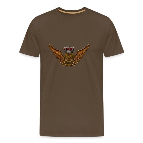 skull - Männer Premium T-Shirt