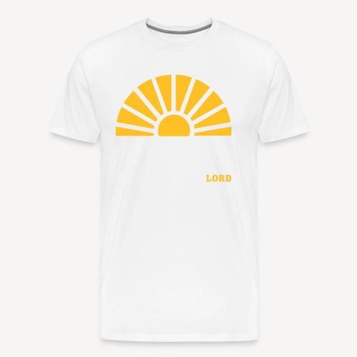 FROM THE RISING OF THE SUN - Men's Premium T-Shirt