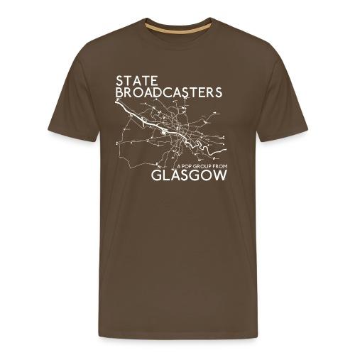 Pop Group From Glasgow - Men's Premium T-Shirt