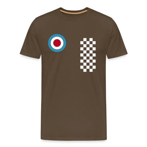 skathree - Men's Premium T-Shirt
