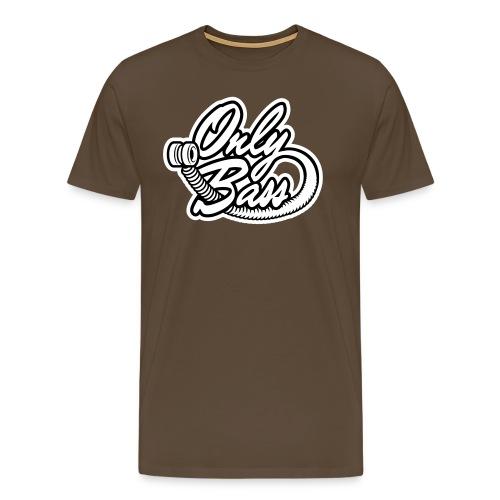 petitlogo6x5 2 couleurs - T-shirt Premium Homme