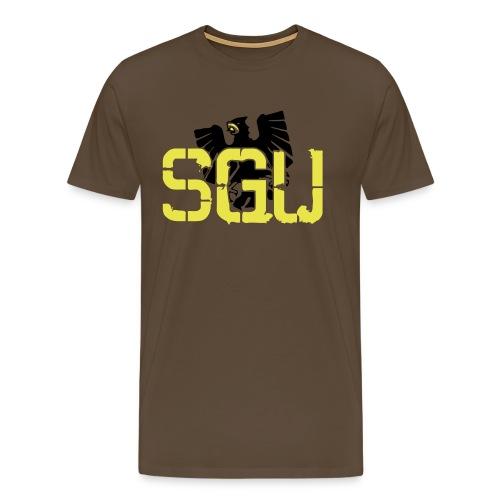 SGU 2014 Farbig - Männer Premium T-Shirt