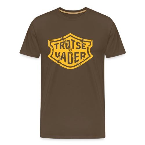 trotsevaderc - Mannen Premium T-shirt