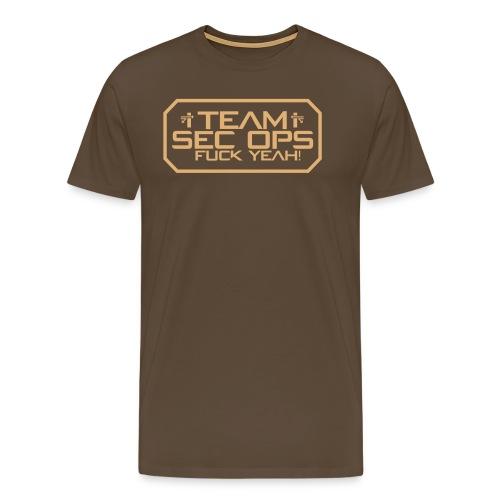 Sec Ops - Männer Premium T-Shirt