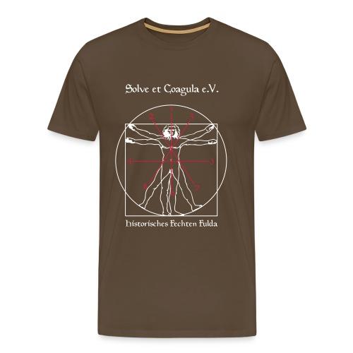 vetruvian 1 - Männer Premium T-Shirt