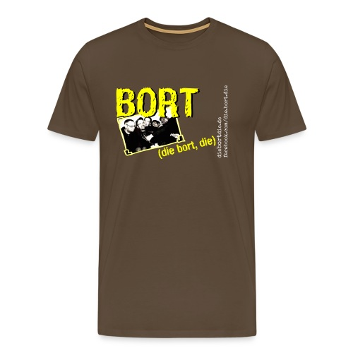 Bort Gruppenbild - Männer Premium T-Shirt