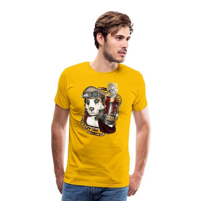 Steampunk Dog #1