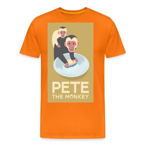 pete - Men's Premium T-Shirt