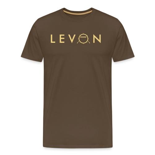 Levon Logo - Men's Premium T-Shirt