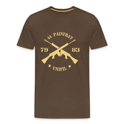 waitz06bunifilmouwzwart7983 - Mannen Premium T-shirt
