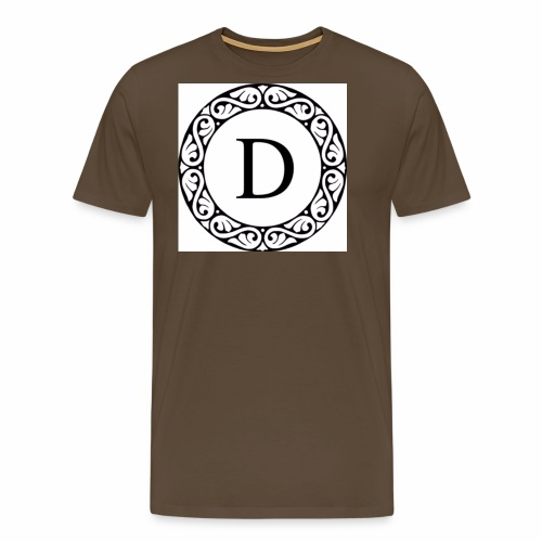 DusTT logo - Men's Premium T-Shirt
