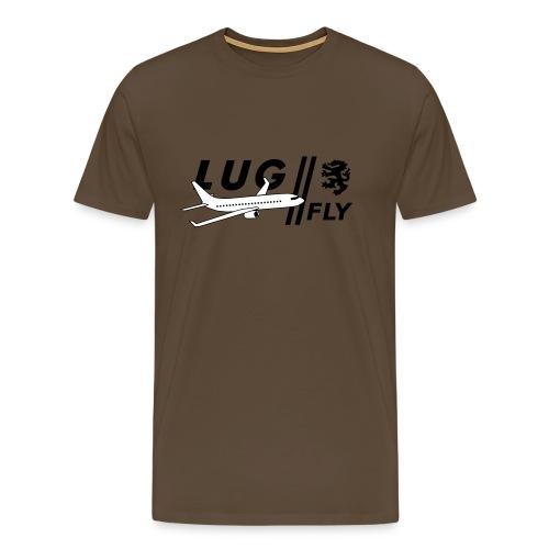 LUG-IN FLY - Männer Premium T-Shirt