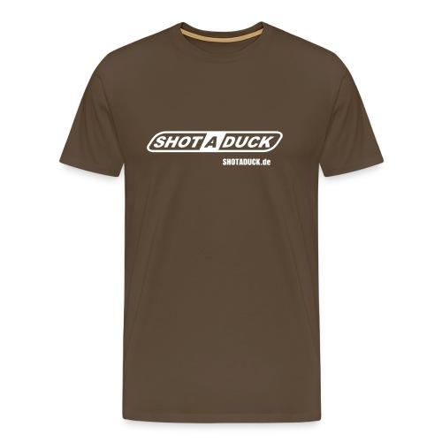 shotaduck fan shirt - Männer Premium T-Shirt