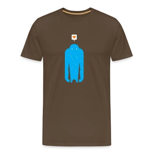 yeti - Männer Premium T-Shirt