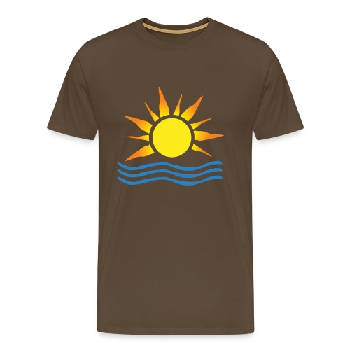 Ashra Sunrise - Men's Premium T-Shirt