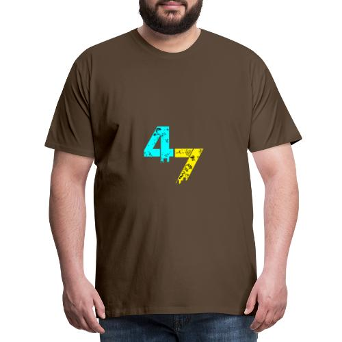 Four Seven Collection - Männer Premium T-Shirt