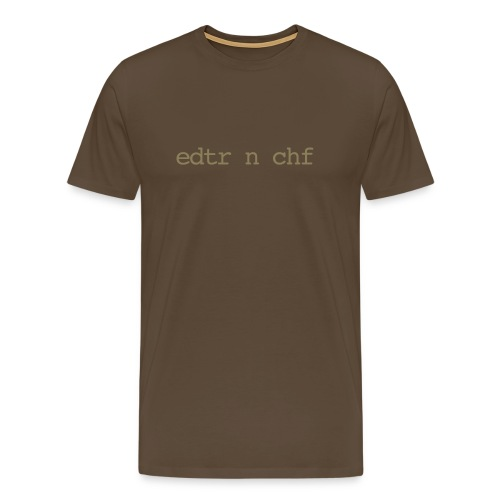 edited - Men's Premium T-Shirt