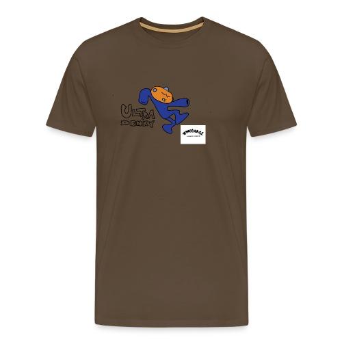 Tweenage Light Force - ULTRA DENKY - Men's Premium T-Shirt