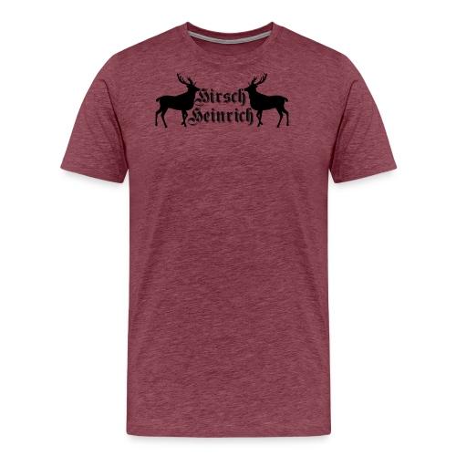 silhouette 3376469 - Männer Premium T-Shirt