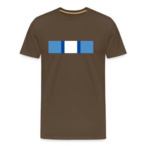 Medal Unficyp jpg - Männer Premium T-Shirt