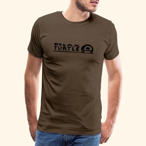 relax-turtle - Männer Premium T-Shirt