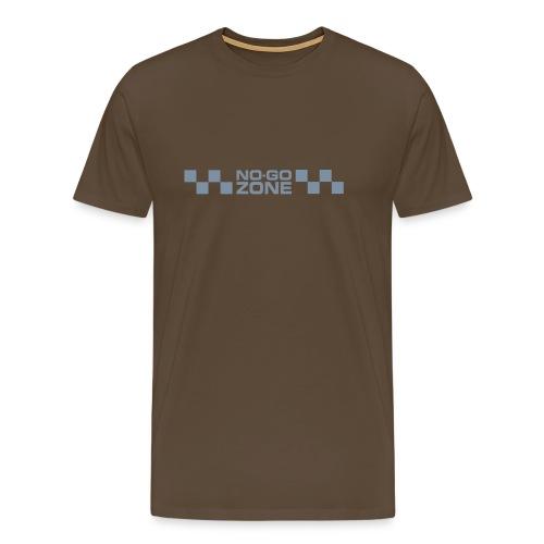 ngz police - Men's Premium T-Shirt