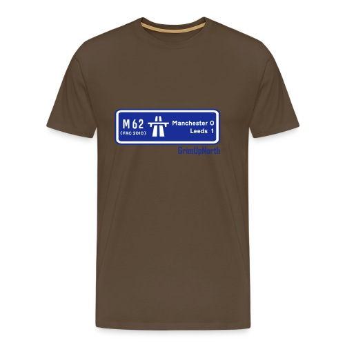 utdleedsfac - Men's Premium T-Shirt