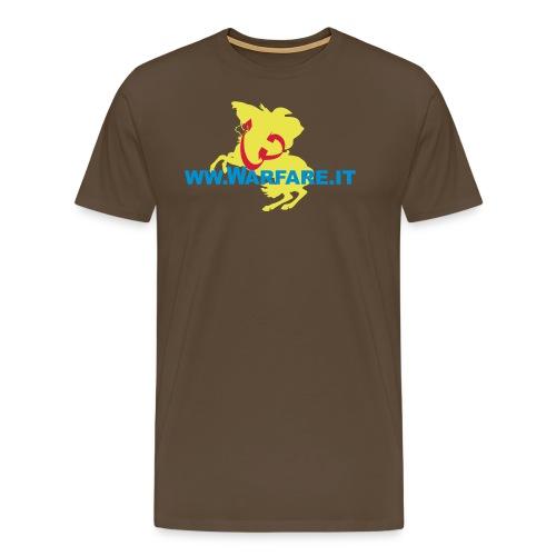 Logo di Warfare.it - Maglietta Premium da uomo