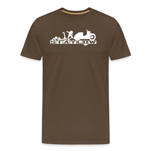 STAYLOW Skater - Männer Premium T-Shirt