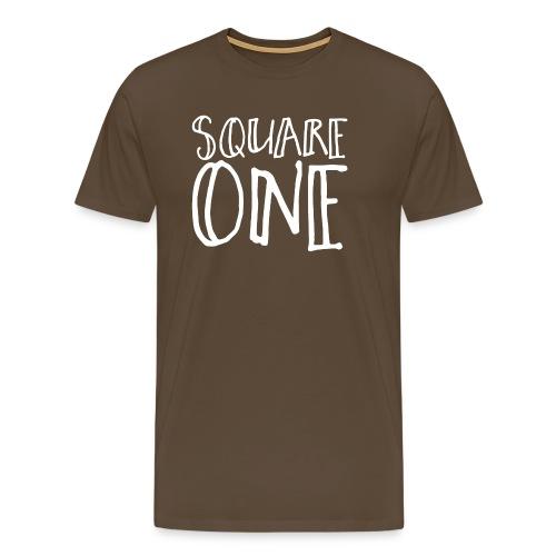 Square One - Men's Premium T-Shirt