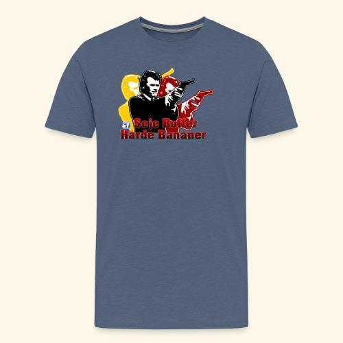 Dirty Harry - Herre premium T-shirt