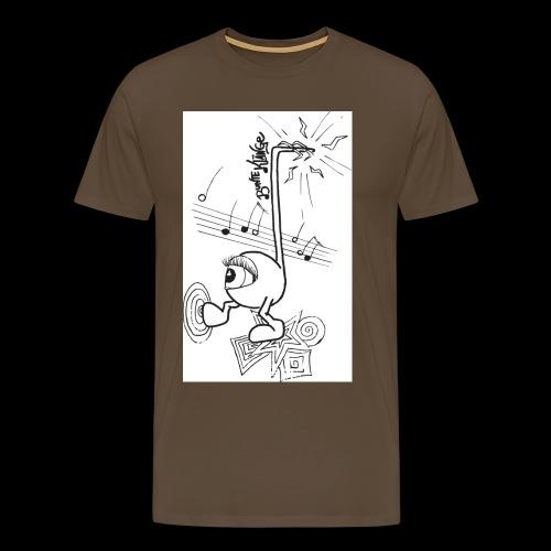 BunteKlänge Freak2 - Männer Premium T-Shirt