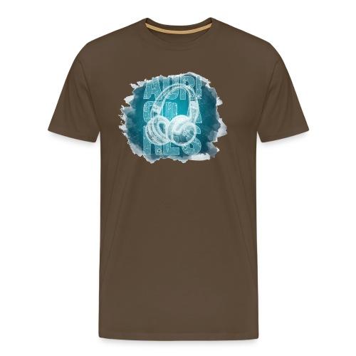 audifinos 2 - Camiseta premium hombre
