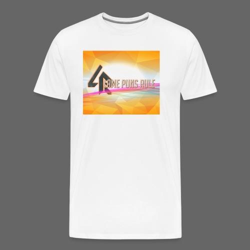 lpr mousepad png - Men's Premium T-Shirt