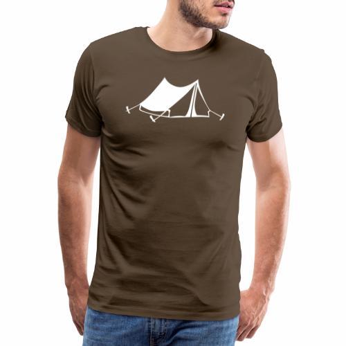 zelt - Männer Premium T-Shirt