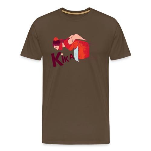 kika-png - Men's Premium T-Shirt