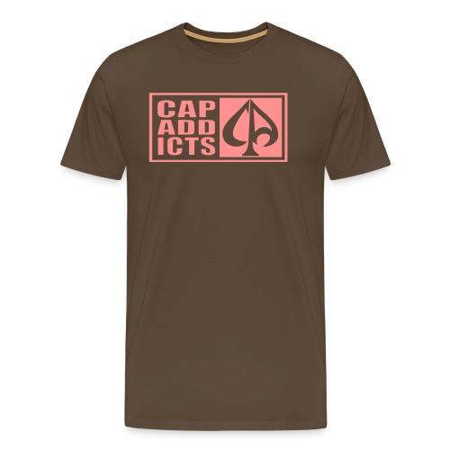 NE CA invert - Männer Premium T-Shirt