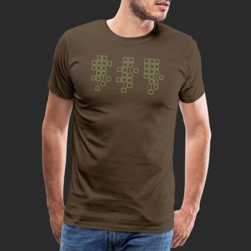 Hunter Talents - Männer Premium T-Shirt